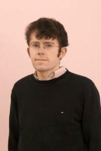 marcus brady, author photo, biography